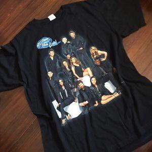 ▫️t e e s || american idol 2011 tour t-shirt▫️